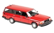 VOLVO 240 GL BREAK 1986 RED