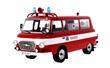 BARKAS B 1000 BUS FIRE BRIGADE 1965 MCG 18010