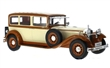 MERCEDES-BENZ TYP NUERBERG 460 / 460 K W08 1928 BEIGE / BROWN