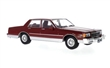 CHEVROLET CAPRICE 1985 RED
