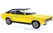 FORD CAPRI Mk. I 1968 YELLOW