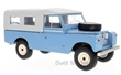 LAND ROVER 109 PICK UP SERIES II 1959 SOFT TOP BLUE / GREY