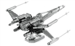 STAVEBNICE METAL EARTH STAR WARS EPISODE VII POE DAMERON X-WING FIGHTER