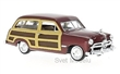 CHEVROLET WOODY WAGON 1949 BROWN