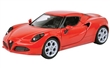 ALFA ROMEO 4C RED
