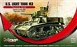 LEHKÝ TANK U.S. M3 TUNIS 1943