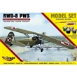 RWD-8 PWS TRAINER AND LIASION AIRCRAFT MODEL SET