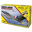 GLOSTER JAVELIN F AW Mk.9 MODEL SET