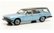 JAGUAR XJ SIII ESTATE LADBROKE-AVON 1980 BLUE