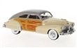 CHEVROLET FLEETLINE AEROSEDAN BEIGE / WOOD