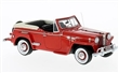 JEEPSTER WILLYS 1948 RED