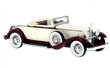 PACKARD 902 STANDART EIGHT CONVERTIBLE 1932 BEIGE / RED