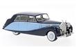 ROLLS ROYCE SILVER WRAITH HOOPER EMPRESS LINE RHD 1956 BLUE