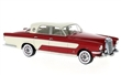 MERCEDES-BENZ GHIA 300C BERLINA 1956 RED / WHITE