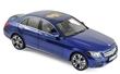 Mercedes-Benz C-Klasse 2014 Blue Metallic