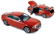 AUDI S5 COUPE 2009 RED