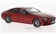 MERCEDES-BENZ CLC COUPE C257 2018 RED