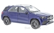 MERCEDES-BENZ GLE V167 C BLUE