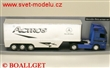 MERCEDES-BENZ ACTROS 1857 POT BELLY 40´ CONTAINER