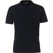 Pánské tričko Casa Moda 3XL - 6XL krátký rukáv tmavěmodrá