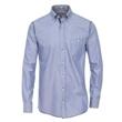 Pánská košile Casa Moda modrá s proužkem 7XL (56)