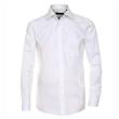 Pánská košile Casa Moda Comfort Fit bílá dlouhý rukáv vel. 43 - 46 /XL - XXL/