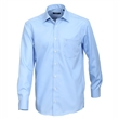 Pánská košile Casa Moda Comfort Fit světle modrá dlouhý rukáv vel. 43 - 46 (XL - XXL)