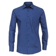 Pánská košile Casa Moda Comfort Fit modrá dlouhý rukáv vel. 49 - 56 (4XL - 7XL)