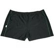 Pánské plavky 5XL - 8XL černé s krátkou nohavičkou