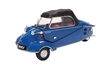 MESSERSCHMITT KR CONVERTIBLE ROYAL BLUE