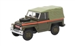 LAND ROVER LIGHWEIGHT CANVAS RAF POLICE