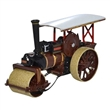Fowler Steam Roller No. 19053 Patricia b.