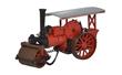 Fowler steam roller nO. 15981