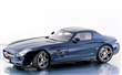 MERCEDES-BENZ SLS AMG DAYTONA BLUE