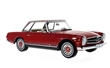 MERCEDES-BENZ 280 SL PAGODA W113 HARDTOP RED
