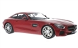 MERCEDES-BENZ AMG GT C190 2015 RED