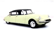 CITROEN DS 19 1957 BEIGE