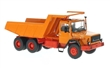 MAGIRUS 290 D DUMPER ORANGE