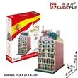 CASA BALTO PUZZLE 3D CUBIC FUN C240H