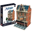 WEST END THEATRE PUZZLE 3D CUBIC FUN HO4101H