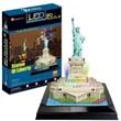 SOCHA SVOBODY CUBICFUN 3D PUZZLE LED L505H