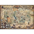 PIRATE WORLD RAJKO ZIGIC PUZZLE HEYE 29526 3000 dílků