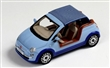 FIAT 500 TENDER TWO CASTAGNA MILANO 2008 BLUE