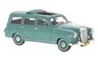 MERCEDES-BENZ PONTON W120 BINZ STATION WAGON 1954 GREEN