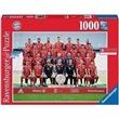 PUZZLE RAVENSBURGER 1000 dílků 197583 FC BAYERN MNICHOV 2017