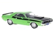 DODGE CHALLENGER T/A 1970 GREEN
