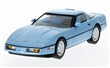 CHEVROLET CORVETTE C4 1984 BLUE