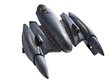 STAR WARS GREVIVOUS STARFIGHTER CLONE WARS