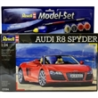 REVELL 67094 AUDI R8 SPYDER MODEL SET