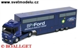 MERCEDES-BENZ ACTROS BP FORD RALLY RWAM